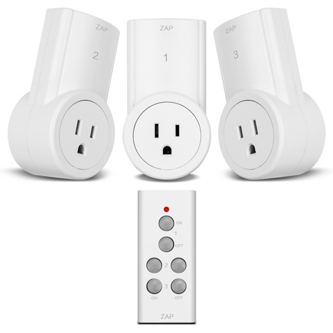 09. Etekcity Wireless Remote Control Electrical Outlet Switch