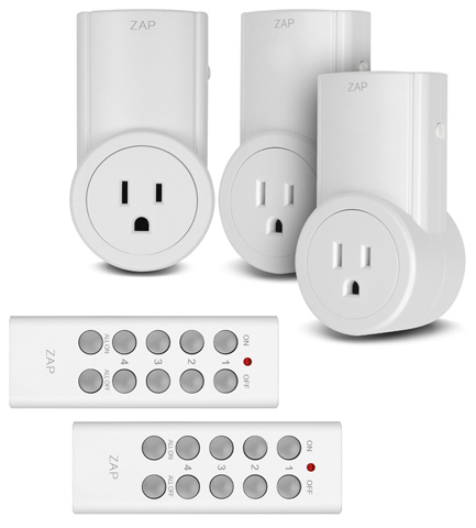04. Etekcity Wireless Remote Control Electrical Outlet Switch