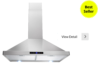 Top 10 Best Range Hoods in 2017