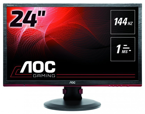 01. AOC G2460PF 24-Inch Professional Gaming LED Monitor Free Sync