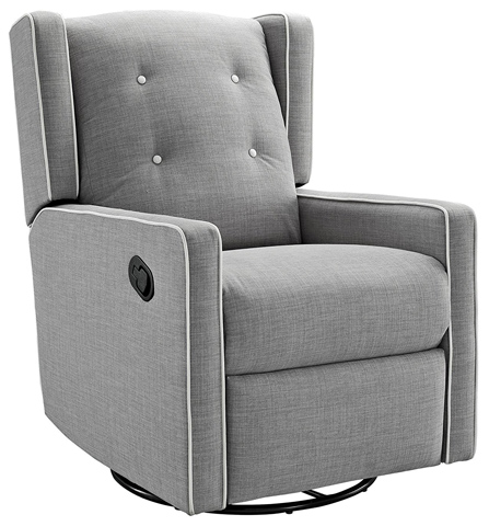 01. Baby Relax Mikayla Swivel Gliding Recliner