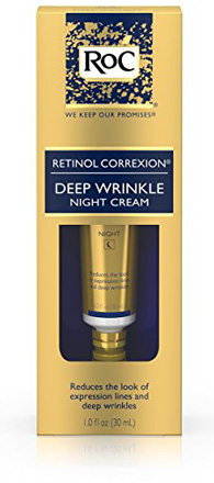 Roc Retinol Correxion Deep Wrinkle Facial Night Cream