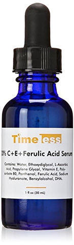 Timeless Skin Care 20% Vitamin C Plus E Ferulic Acid Serum