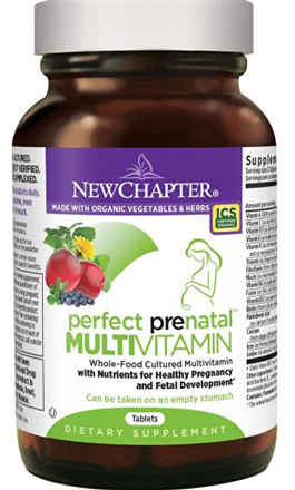 Top 10 Best Prenatal Vitamins in 2017
