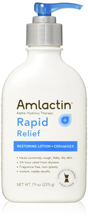 AmLactin Alpha-Hydroxy Therapy Cerapeutic Restoring Body Lotion for Arms Legs Best Dermatologist Moisturizer