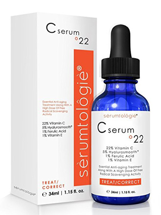 Vitamin C serum 22 by serumtologie® Anti Aging