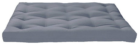 Artiva USA Home Deluxe 8'' Futon Sofa Mattress with Innerspring