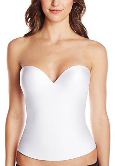 Felina Women's Essentials Seamless Hidden-Wire Bustier