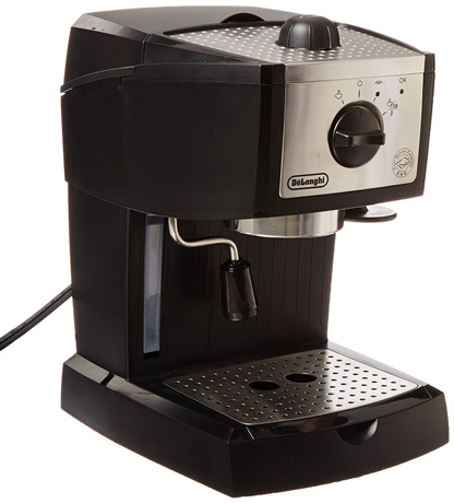 De'Longhi 15 Bar Pump Espresso and Cappuccino Maker (model EC155)