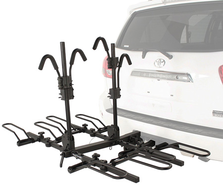 Hollywood Racks HR1400 Sport Rider SE 4-Bike 'Style 'Hitch Mount Rack (2-Inch Receiver)