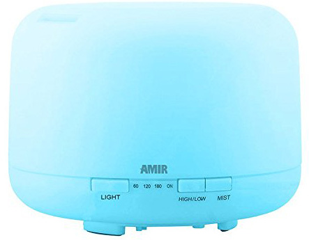AMIR 500ml Essential Oils Diffuser