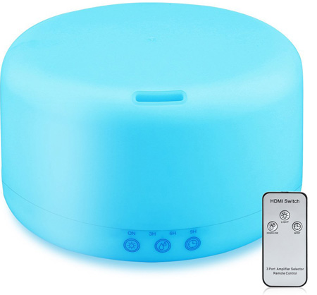 1000ml Essential Oil Diffuser Humidifiers