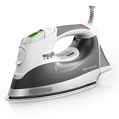 Digital Advantage Professional Steam Iron by Black + Decker