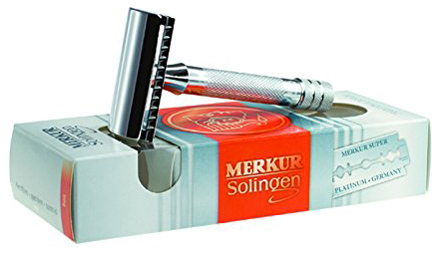 Merkur Classic 3-Piece Safety Razor