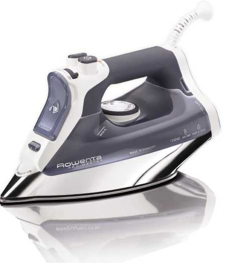 DW8080 Pro Master 1700-Watt Micro Steam Iron by Rowenta