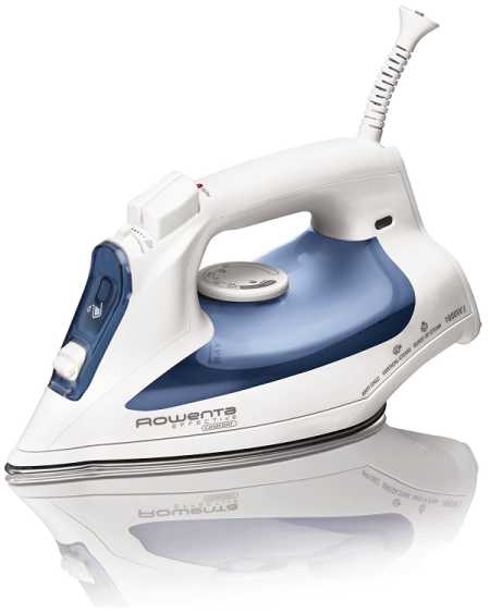 DW2070 Effective Comfort 1600-Watt Steam Iron by Rowenta