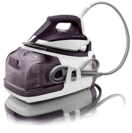 DG8520 Perfect Steam 1800-Watt Eco Energy Steam Iron by Rowenta