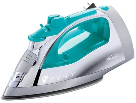 Steam Master GCSBSP-201-FFP 1400 Iron by Sunbeam