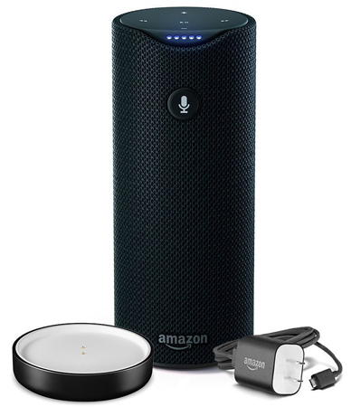 AmazonTap Alexa Enabled Portable Bluetooth.
