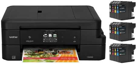 Brother MFC-J985DW XL All-In-One Printer