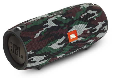 JBL Xtreme Portable Wireless Bluetooth Speaker.