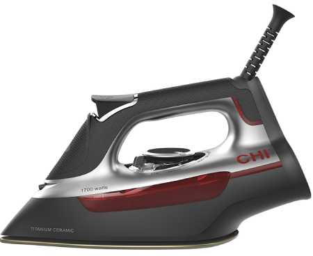 Professional Steam Iron by CHI