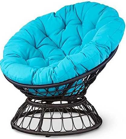 Outdoor Papasan Lounge Chair