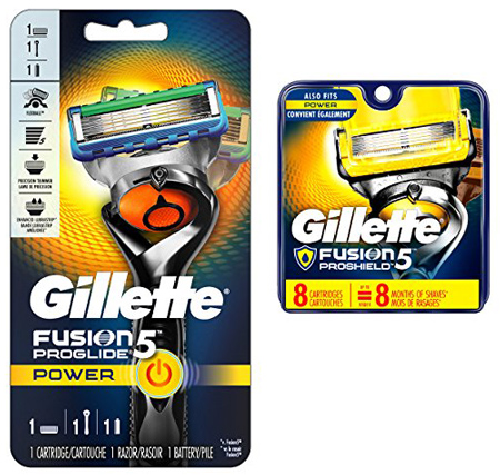 Gillette Fusion ProGlide Safety Razor