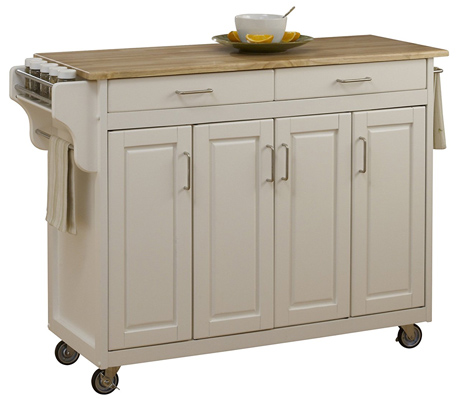 Home Styles 9200-1021 Create a Cart 9200 Series Cabinet Kitchen Cart.
