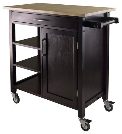 Winsome Mali Kitchen Cart.