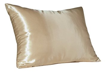 Sweet Dreams - Blissford Luxury Satin Pillowcase with Zipper, Standard Size