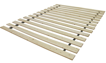Solid Wood Bed Support Slats