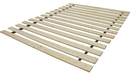 Classic Brands Solid Wood Bed Support Slats.