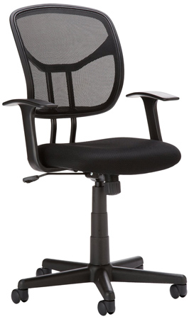 AmazonBasic Mid-back .mesh Chair