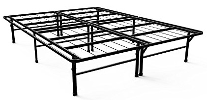 Zinus 14 Inch Smart Base Deluxe/ Mattress Foundation and Platform Bed Frame
