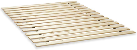 Classic Brands heavy Duty Twin Wooden Bed Slats