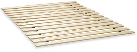 Classic Brands Heavy Duty Wooden Bed Slats Bunkie Board Frame