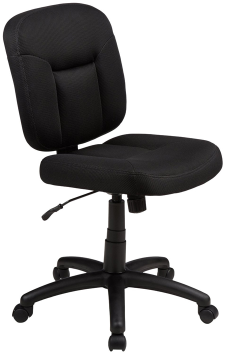 Amazon Basics Low-Back Task Chair