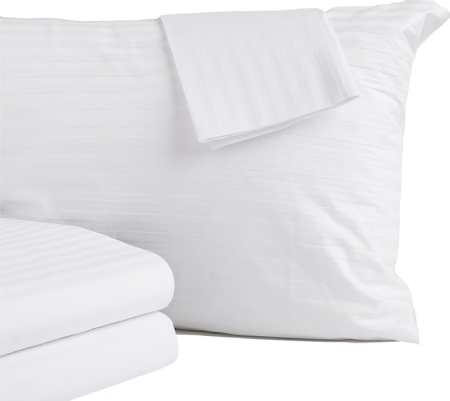 4-Pack Premium Allergy Protection Pillow Protectors-