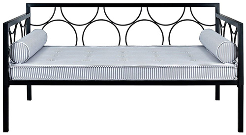 DHP Rebecca daybed black