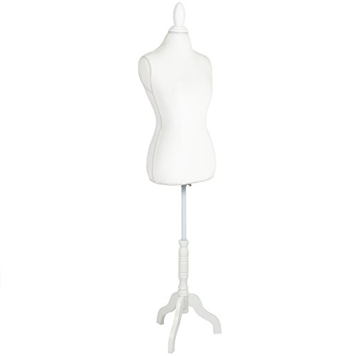 Best Choice Products Female Mannequin Torso Display