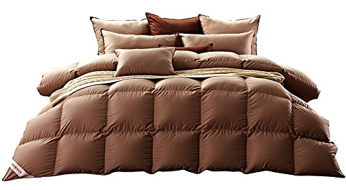 SNOWMAN Luxurious Goose Down Comforter