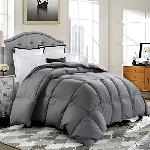ROSECOSE Luxurious Medium Weight Goose Down Comforter