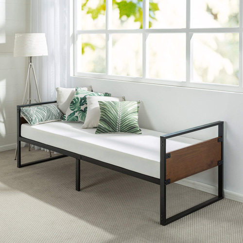 Zinus 30 inch ironline daybed