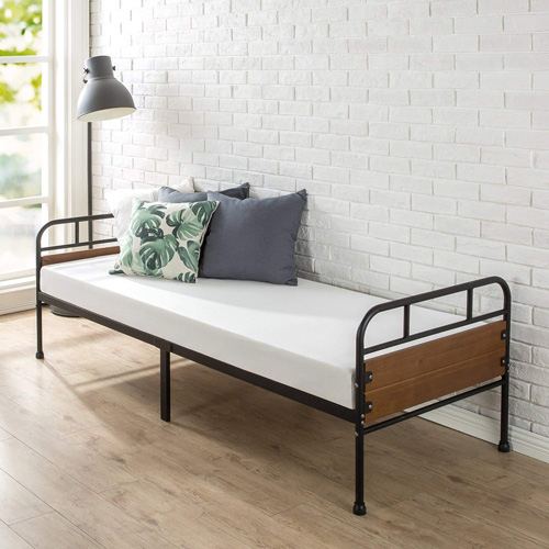 Zinus 30 inch daybed with mattress