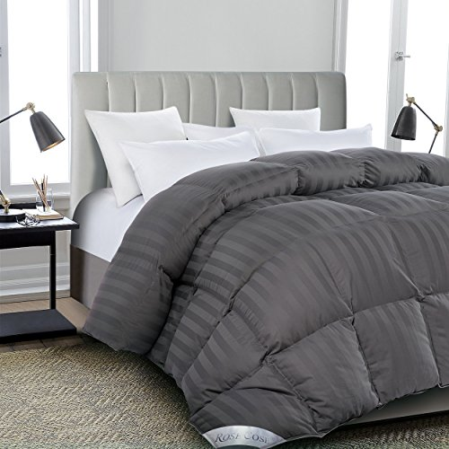 ROSECOSE Luxurious All Seasons Goose Down Comforter