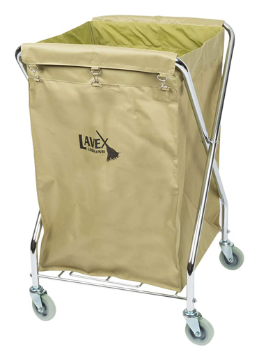 TableTop King Lodging Folding Laundry Cart