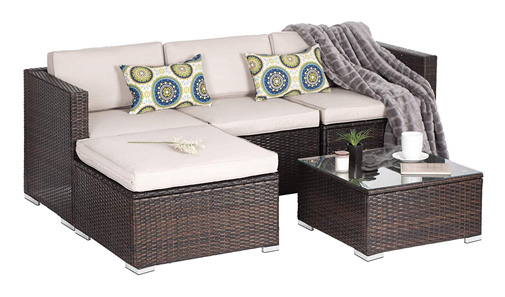 Super Patio Patio Furniture Set