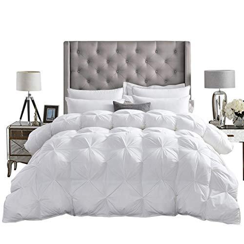 Luxurious All-Season Goose Down Comforter
