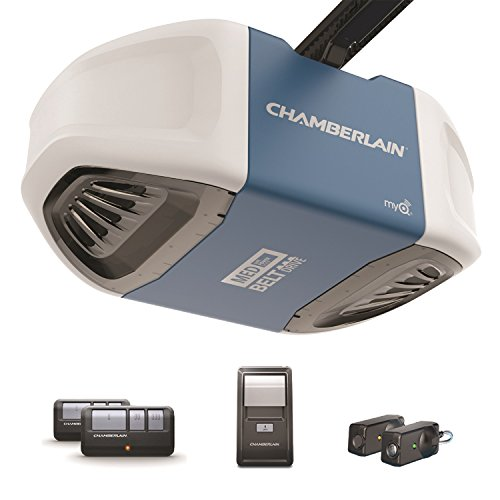 Chamberlain Group B503 Ultra-Quiet & Strong Belt Drive Garage Door Opener